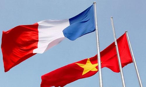 Gửi hàng đi Pháp từ Việt Nam