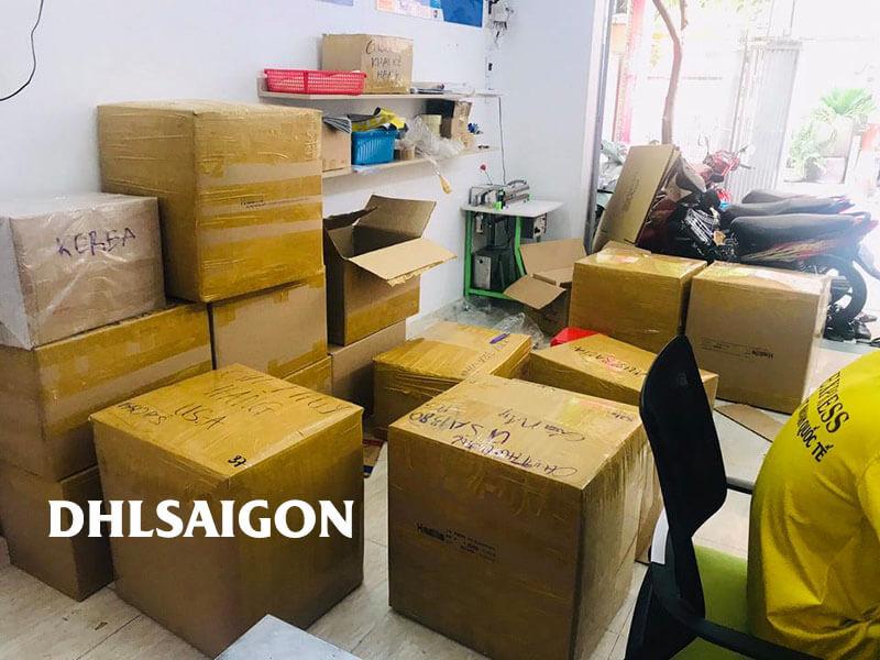 Dịch vụ chuyển phát nhanh quốc tế uy tín DHLSAIGON